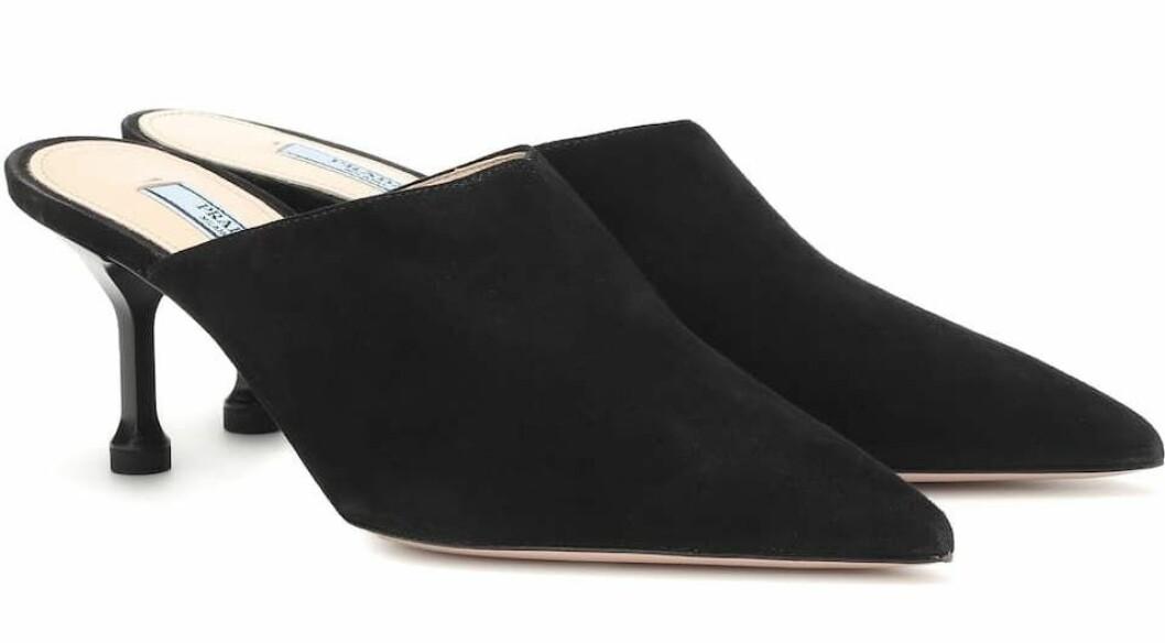 Skor från Prada