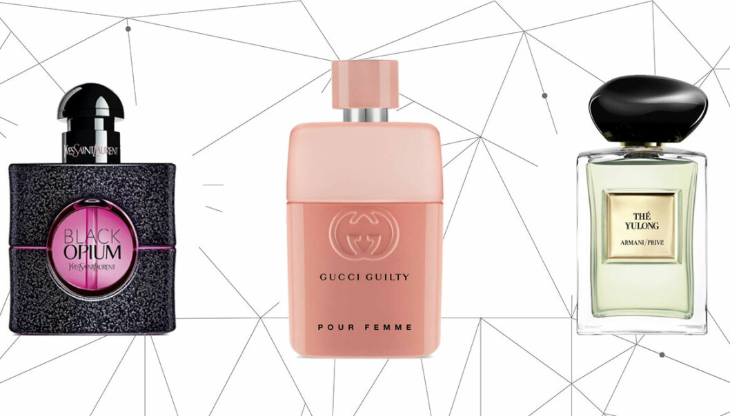 Nya parfymer 2021 godaste gucci