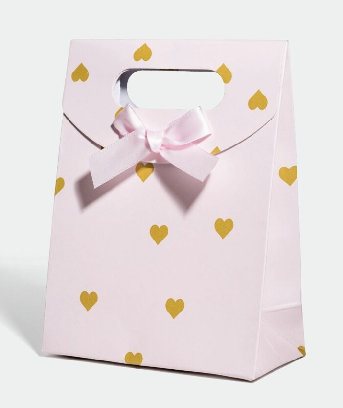 Presentpåse från Glitter