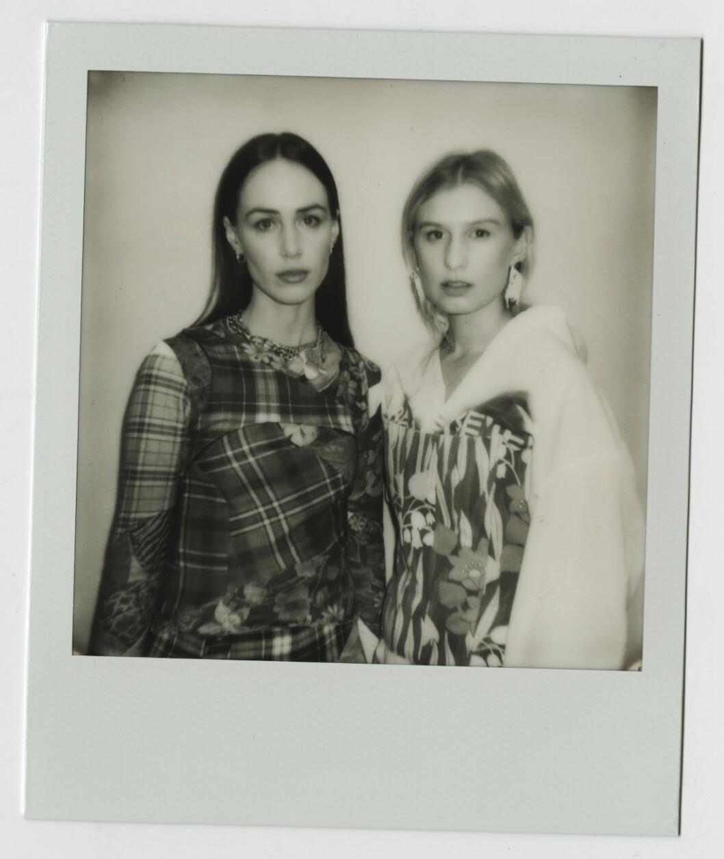 Livia Schück och Josephine Bergqvist, Rave Review