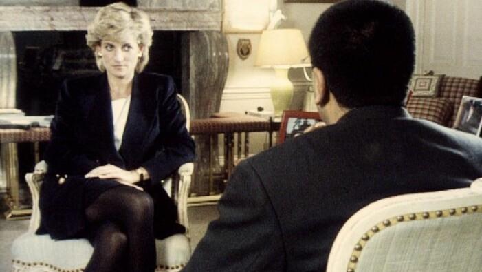 Prinsessan Diana intervjuas i BBC programmet Panorama 1995