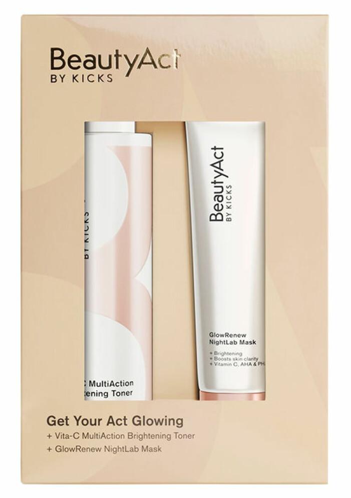 produkter hudvård glow