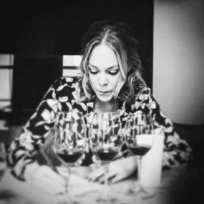 Pröva vin med Maya Samuelsson