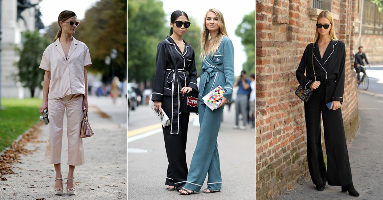 Pyjamas mode 2020