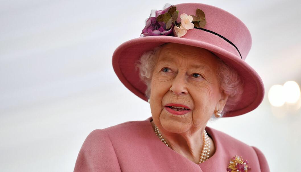 Vilken julhandling drottning Elizabeth!
