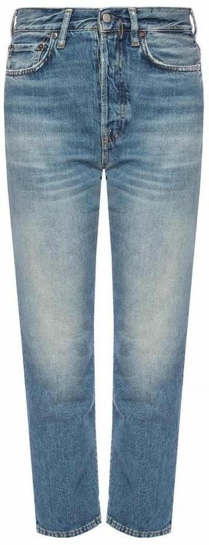 Jeans i rak modell från Acne Studios.