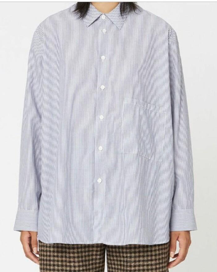 Randig skjorta från Hope Stockholm. Shoppa här.