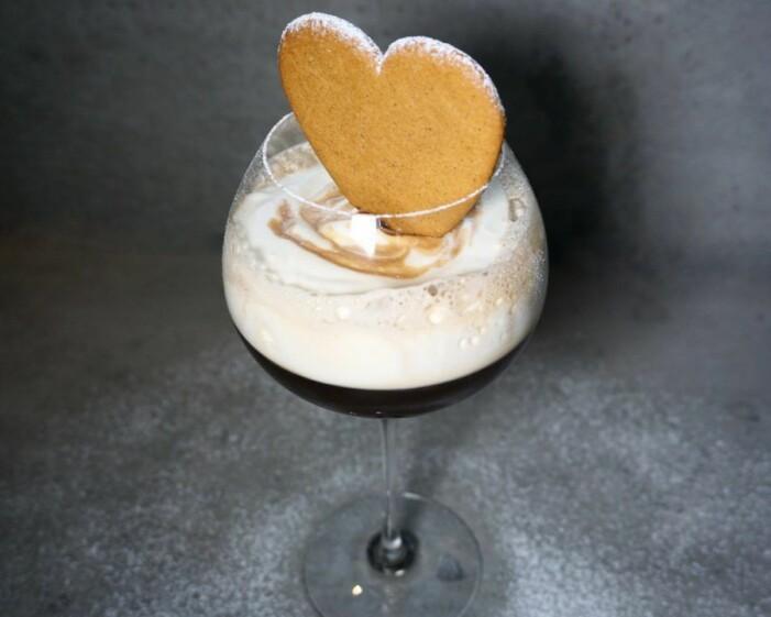 Recept på irish coffee med chaigrädde