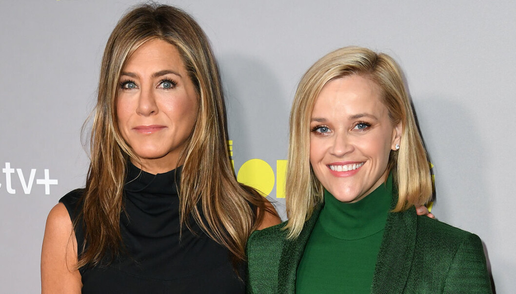 Reese Witherspoon och Jennifer Aniston