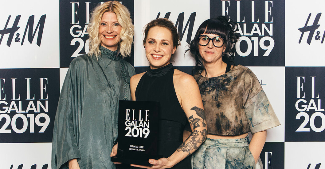 H&M & ELLE Consious award: Remake
