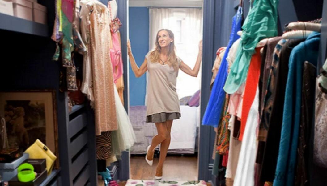 Gör testet för att se om du behöver rensa garderoben.