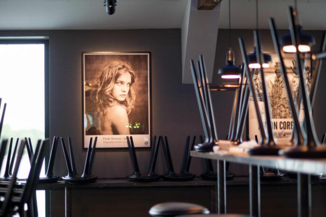 Restaurang Fotografiska i Stockholm