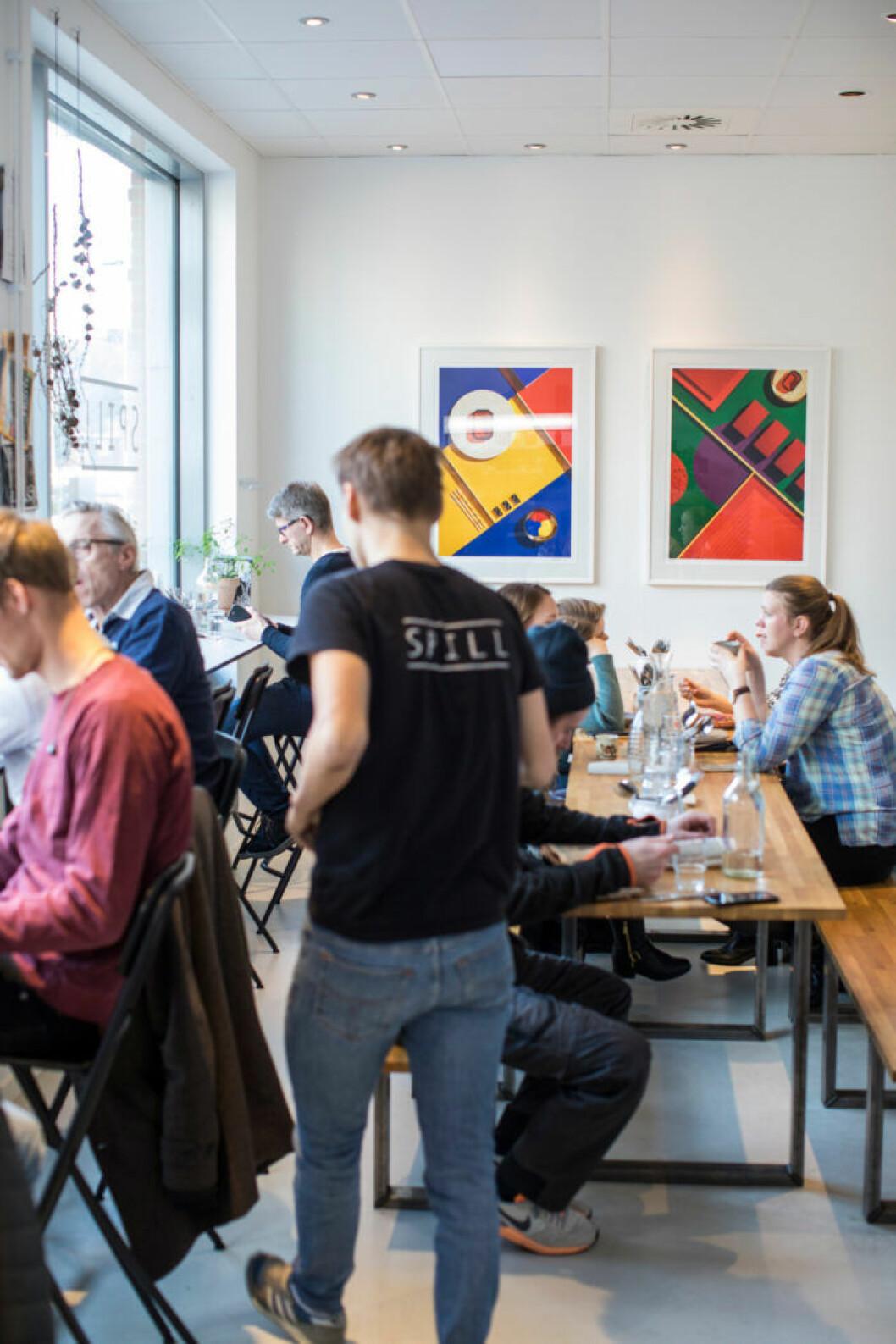 Restaurang Spill i Malmö