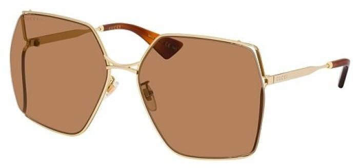 retroinspirerade solglasögon från gucci.