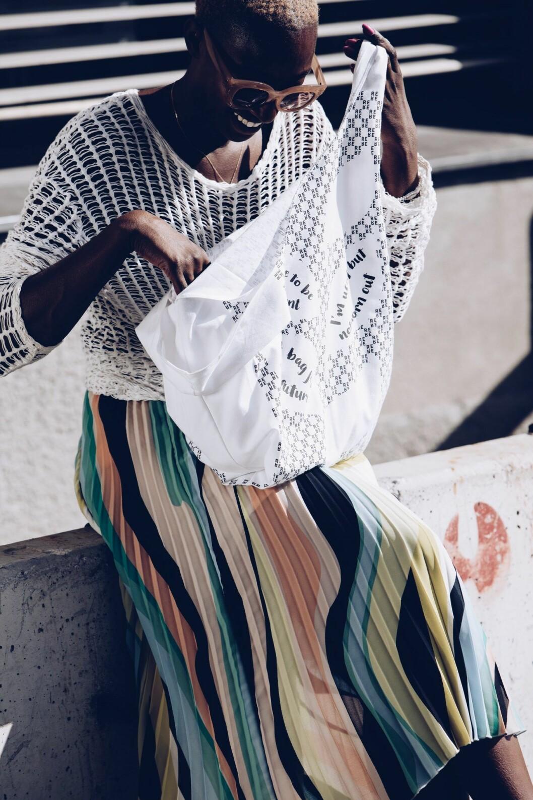 svenskt hållbart mode: Reused Remade