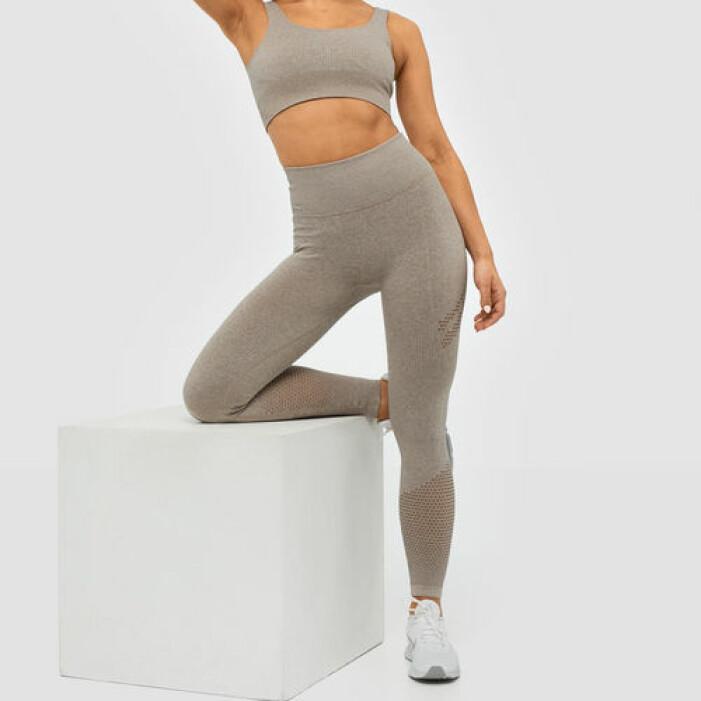 Ribbade leggings från Aim