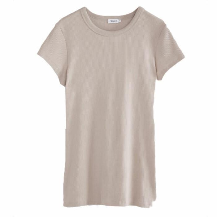 Ribbat t-shirt från Filippa K