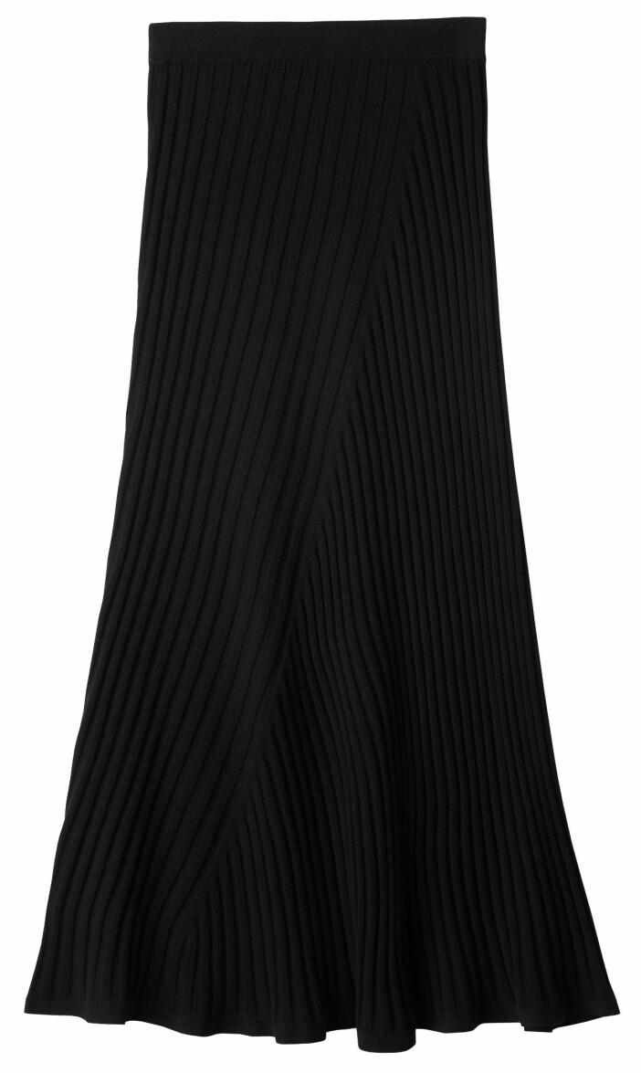 Ribbstickad kjol från Filippa K
