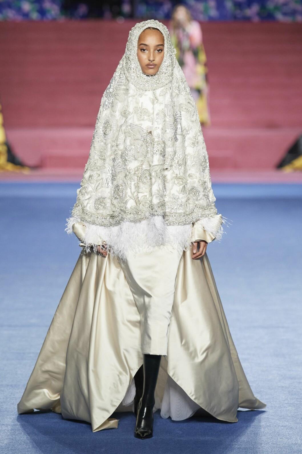 Bröllopsklänning modetrend 2020