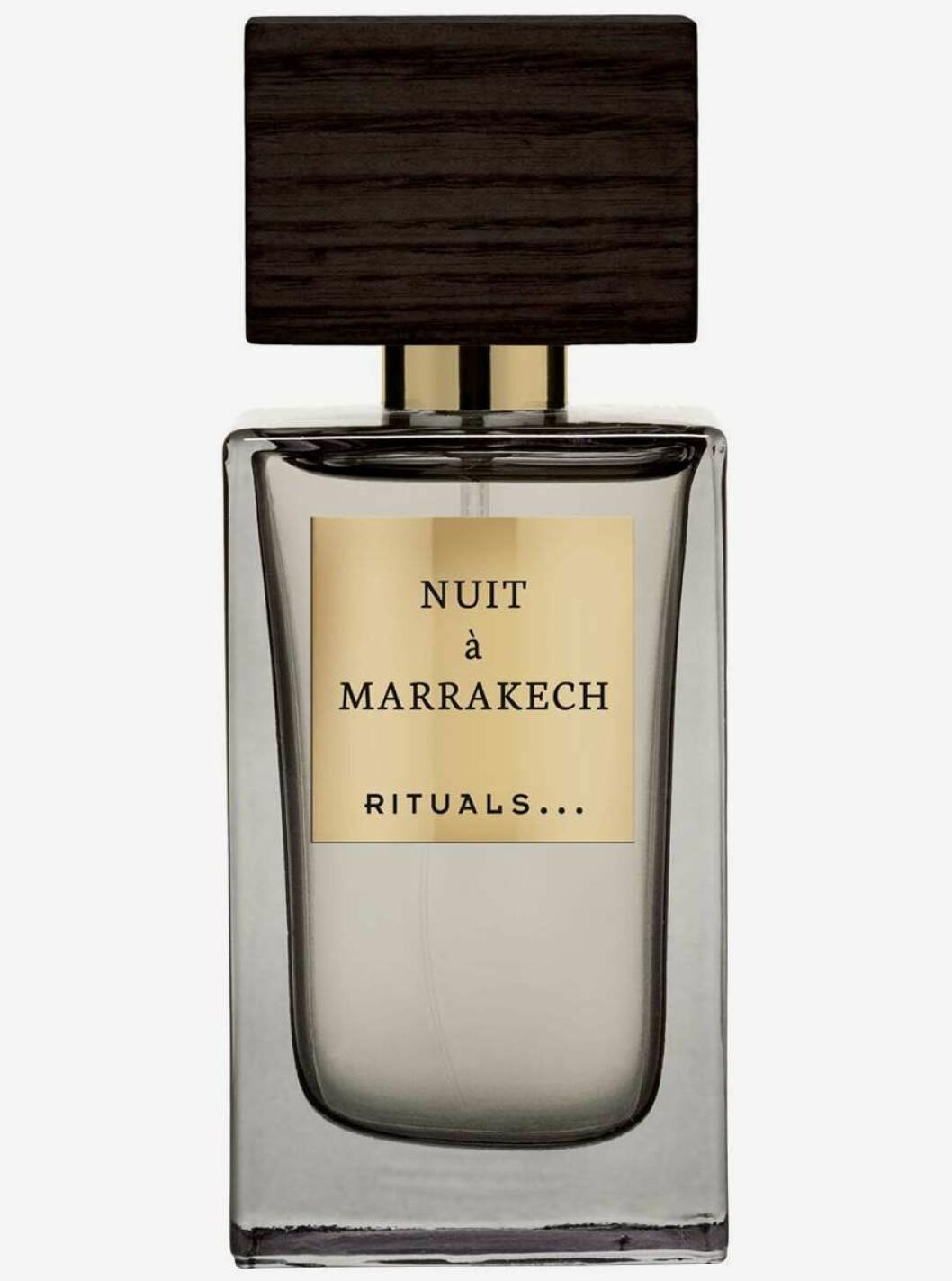 Rituals parfym Nuit á Marrakech.