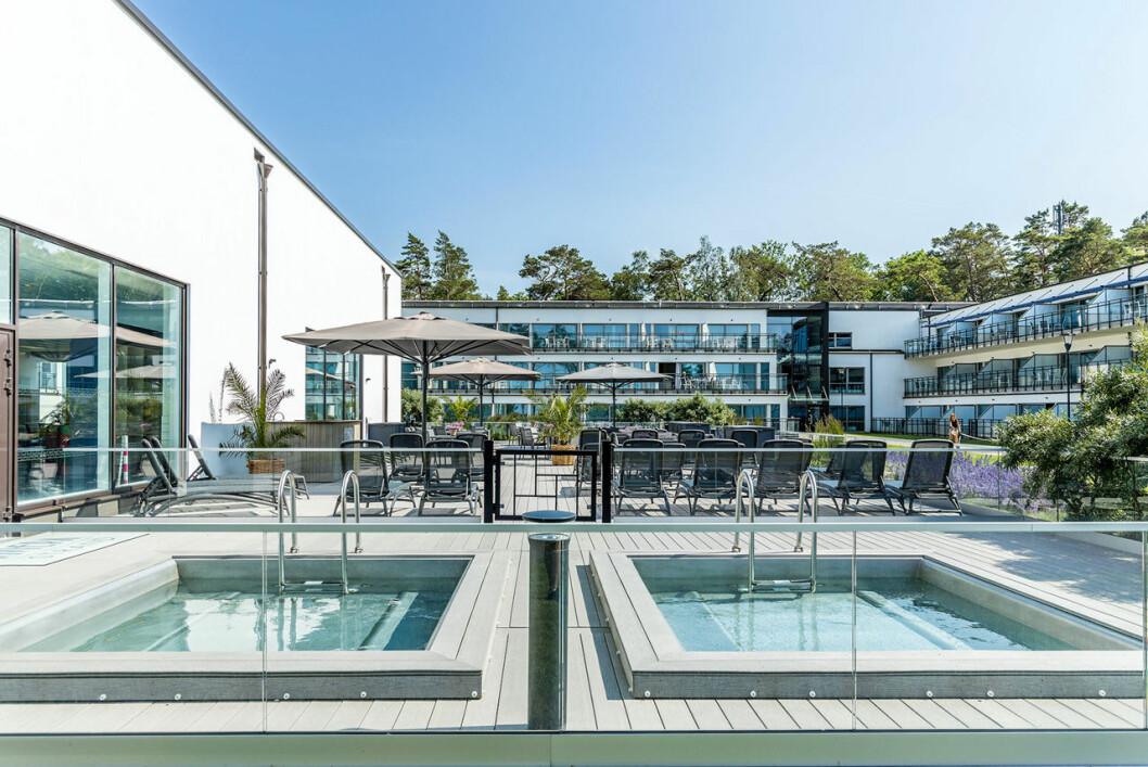 Pool Riviera Båstad