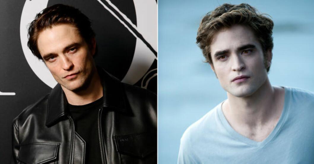 Robert Pattinson – Edward Cullen