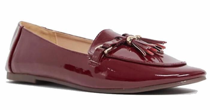 röda loafers london rebel