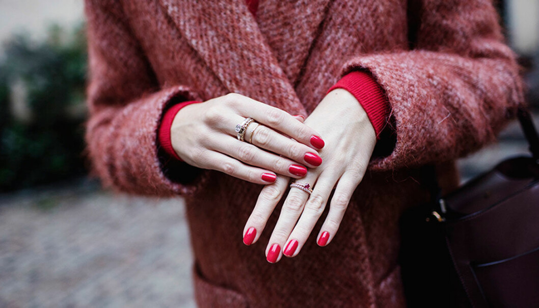 Världens bästa nagellack
