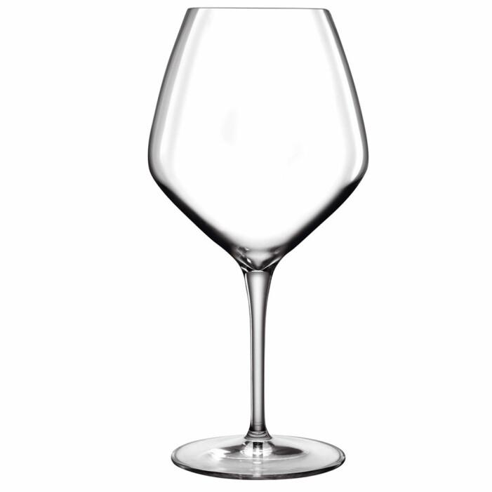 rödvinsglas italienska