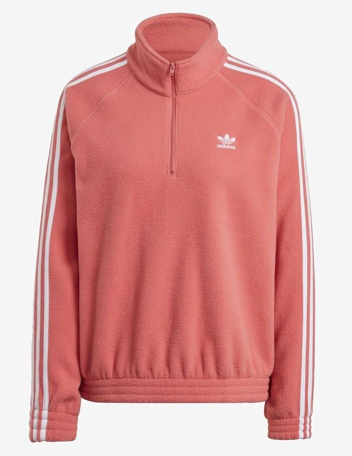 rosa Fleece från Adidas