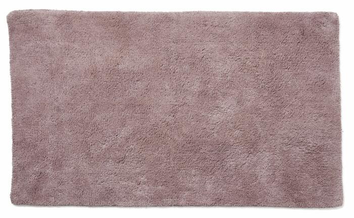 rosa badrumsmatta från mio