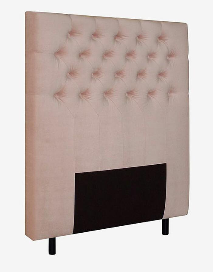 rosa sänggavel från noctis