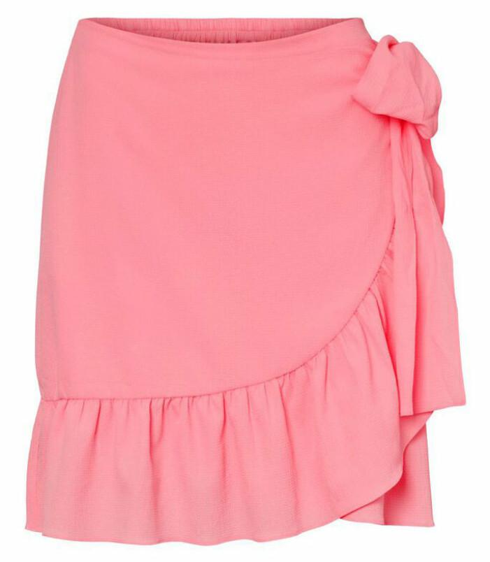 rosa omlottkjol