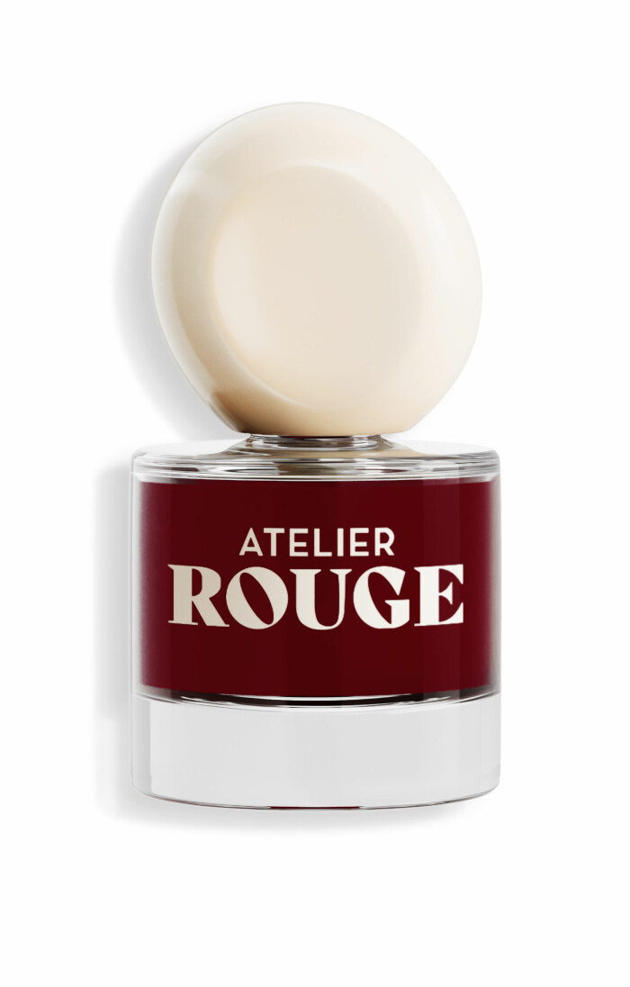 rött nagellack från atelier rouge