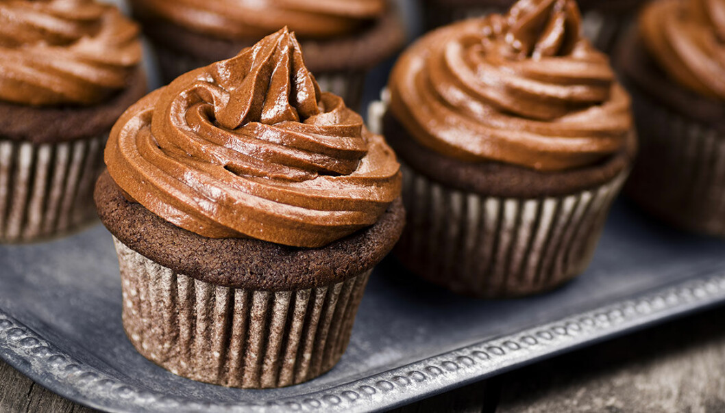 Roy Fares supersmarriga nutella cupcakes!