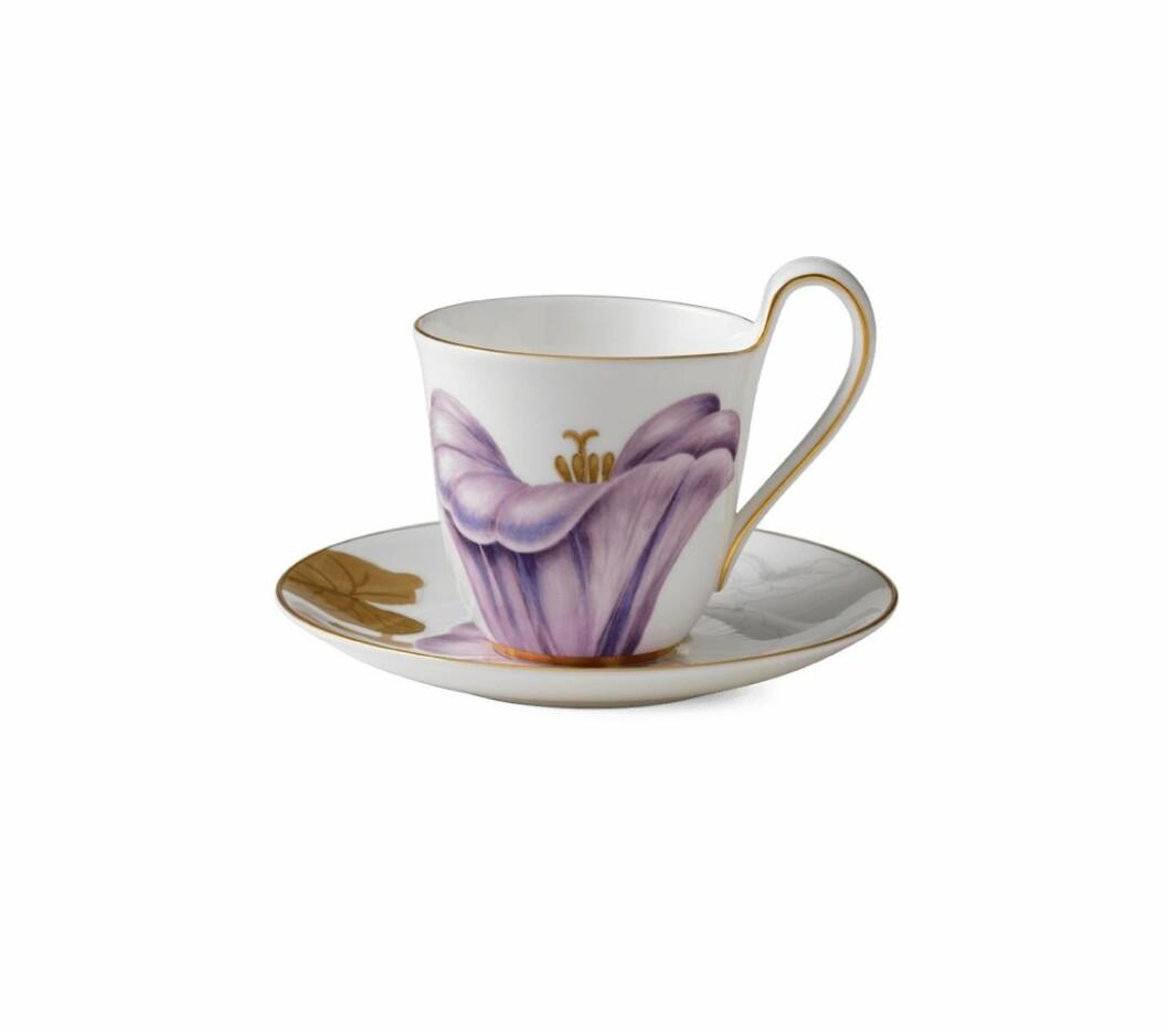 kaffekopp från Royal copenhagen.