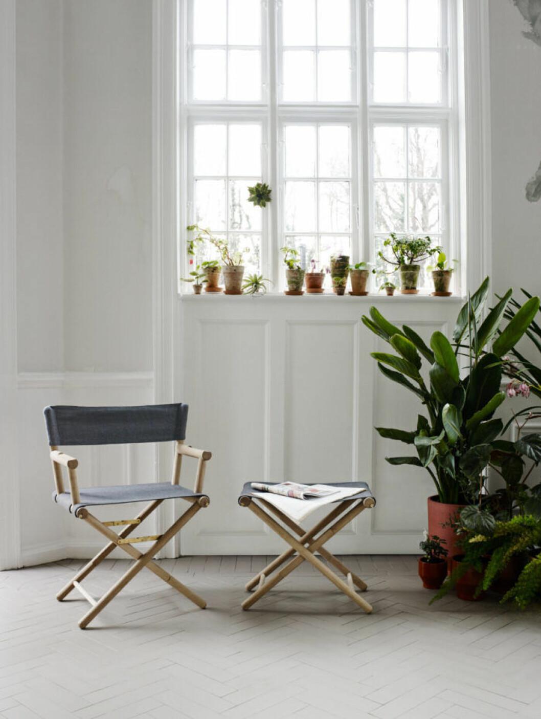 Skapa rum i rummet med växter