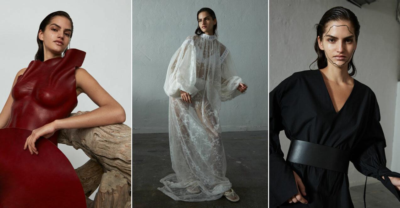 Så bär du den skulpturala modetrenden 2021