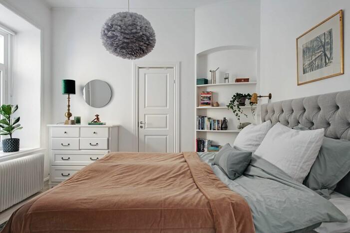 Så inreder du ditt sovrum på bästa sätt