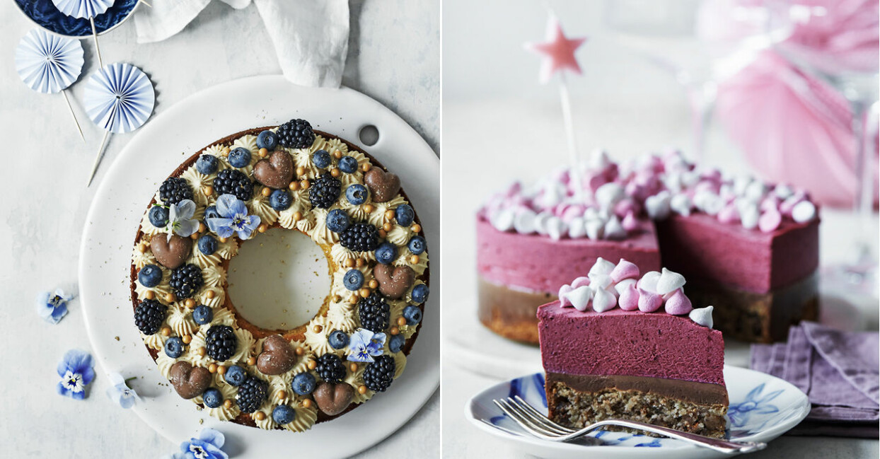 Så lyckas du med tårtan