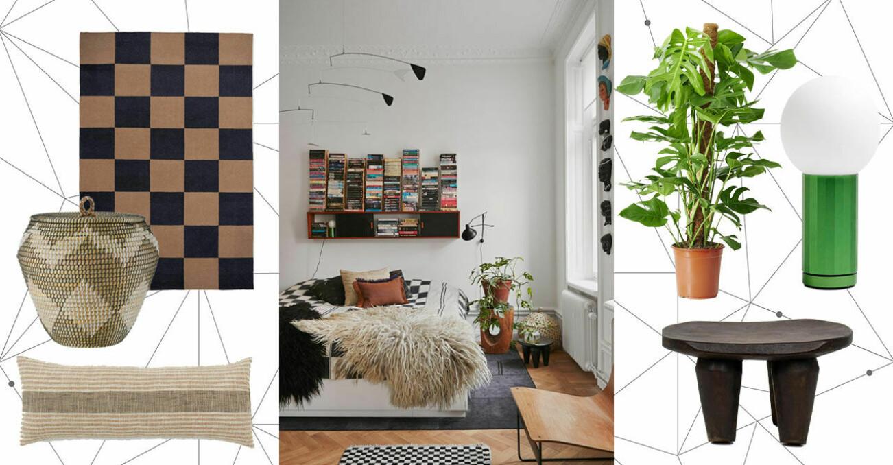 Så skapar du ett trendigt bohemiskt sovrum 6 enkla tips du inte får missa