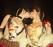 Vivienne Westwood 1988 pärl chokerhalsband och bustierliv