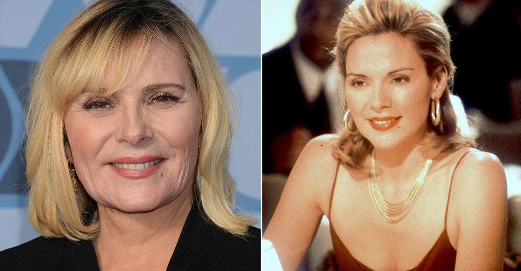 Kim Cattrall vs Samantha Jones
