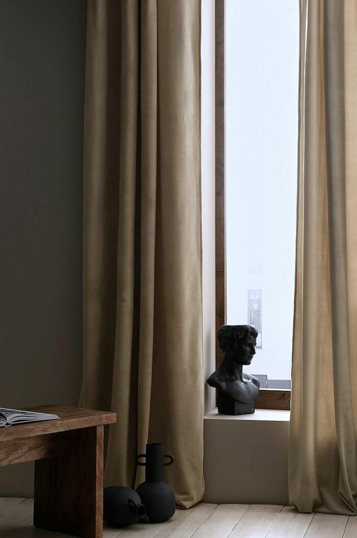 sovrum gardiner sammet