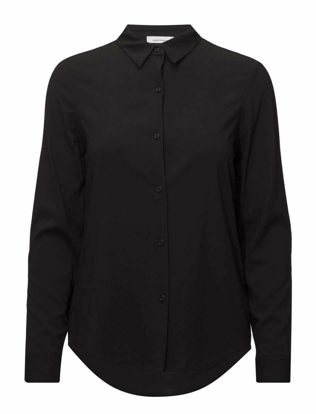 Skjorta från Samsoe Samsoe, läs mer och köp här.