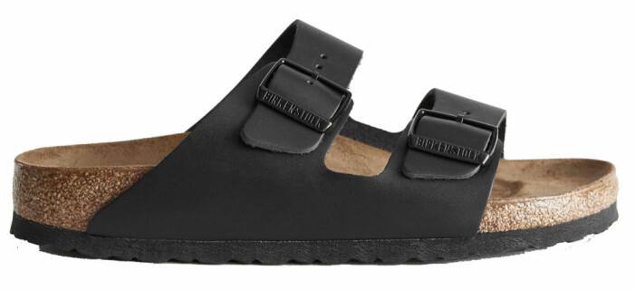 Sandaler i modellen arizona från birkenstock