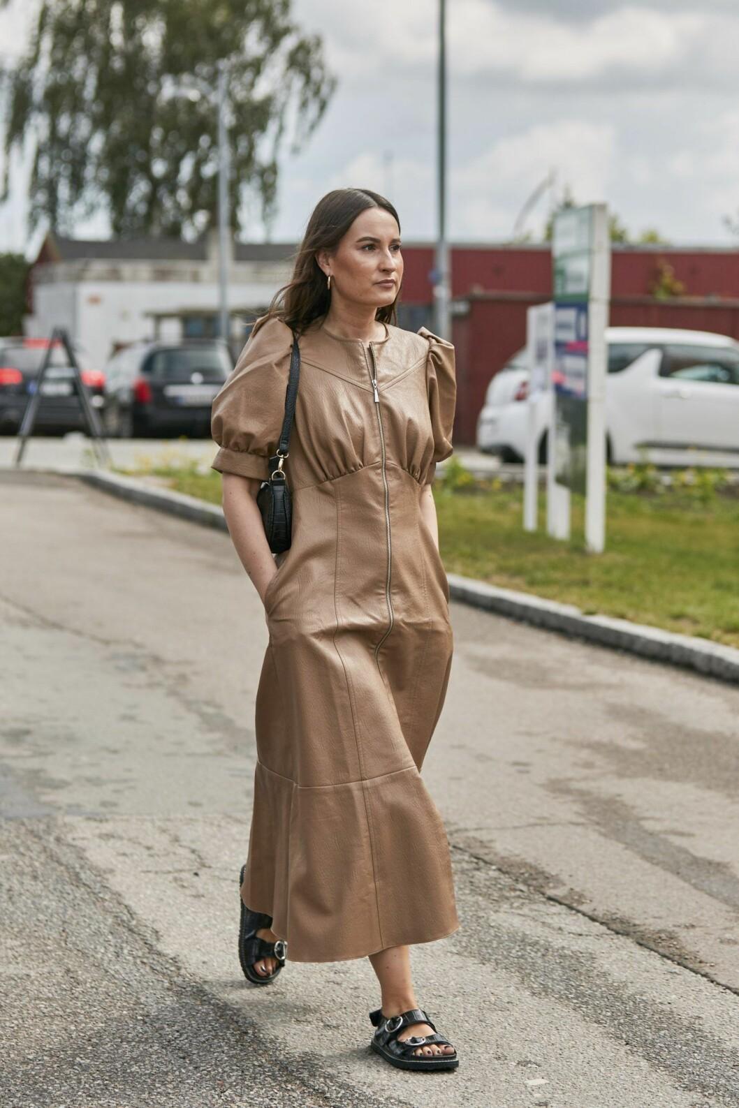 streetstyle från Köpenhamns modevecka.