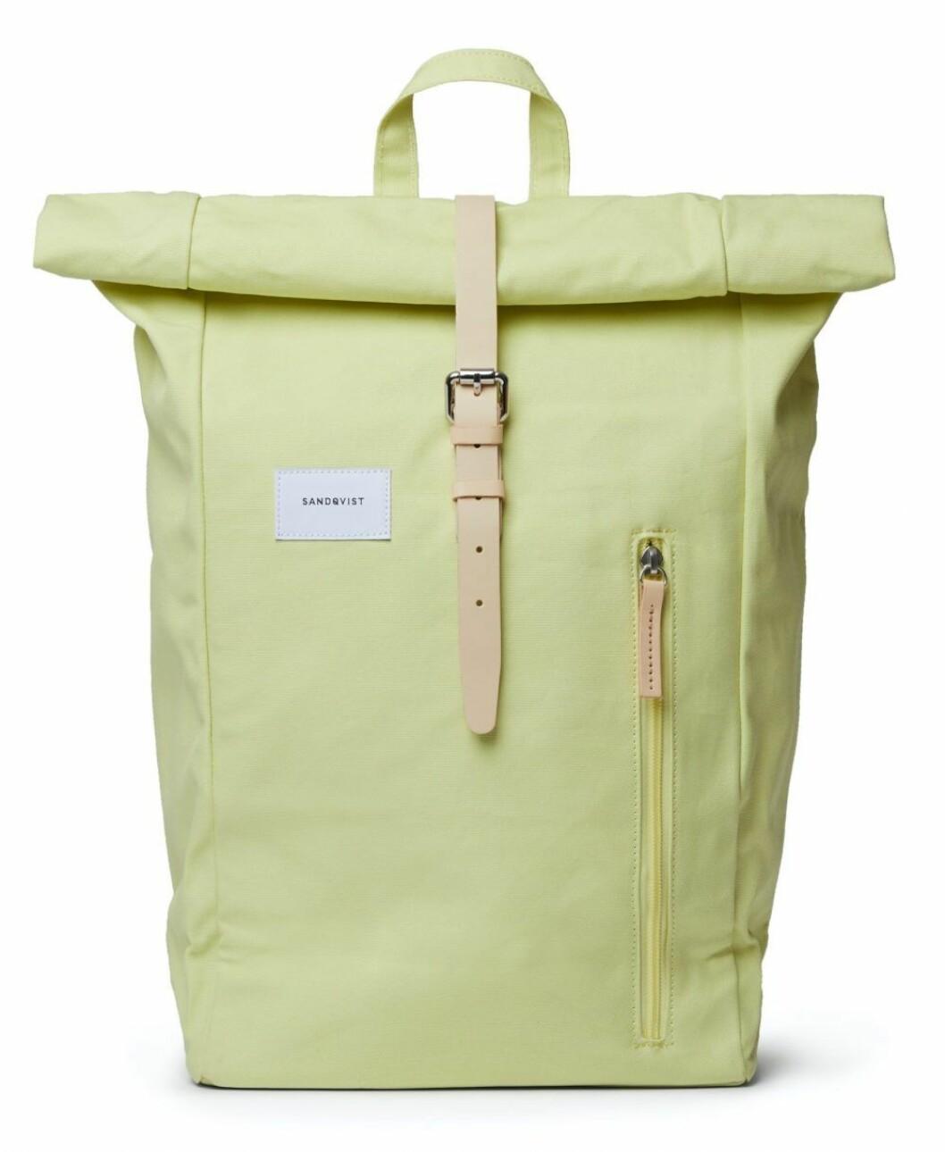 Rymlig ryggsäck från Sandqvist