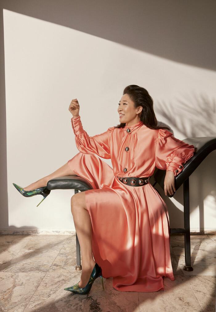 Sandra Oh har turen att kunna tacka nej till roller.