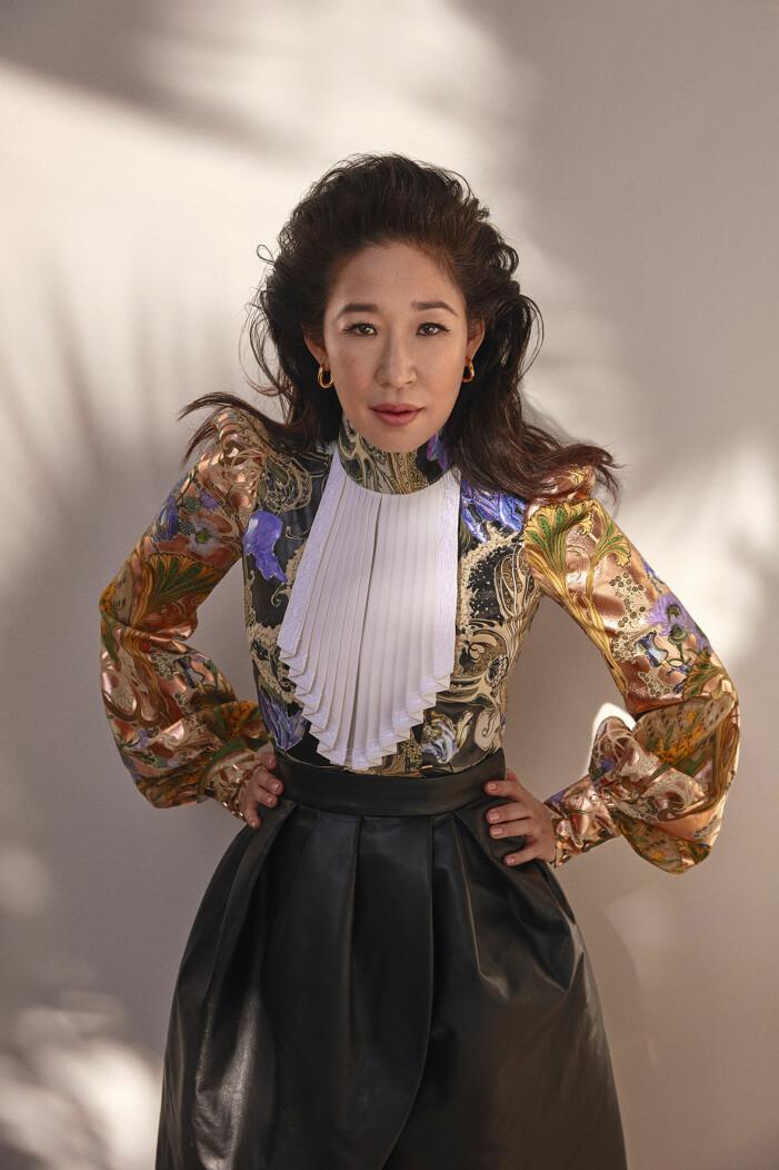 Sandra Oh hyllas av Shonda Rimes i intervjun för ELLE.